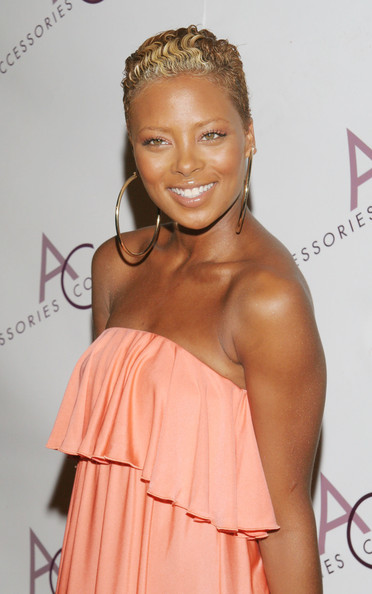 Eva Pigford Celebs attend the 10th Annual ACE Awards in New York City.