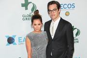 Ashley Tisdale and Christopher French are seen attending 15th Annual Global Green Pre-Oscar Gala at NeueHouse in Los Angeles, California.