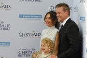 Celebs attend the 16th Annual Chrysalis Butterfly Ball on June 3, 2017.