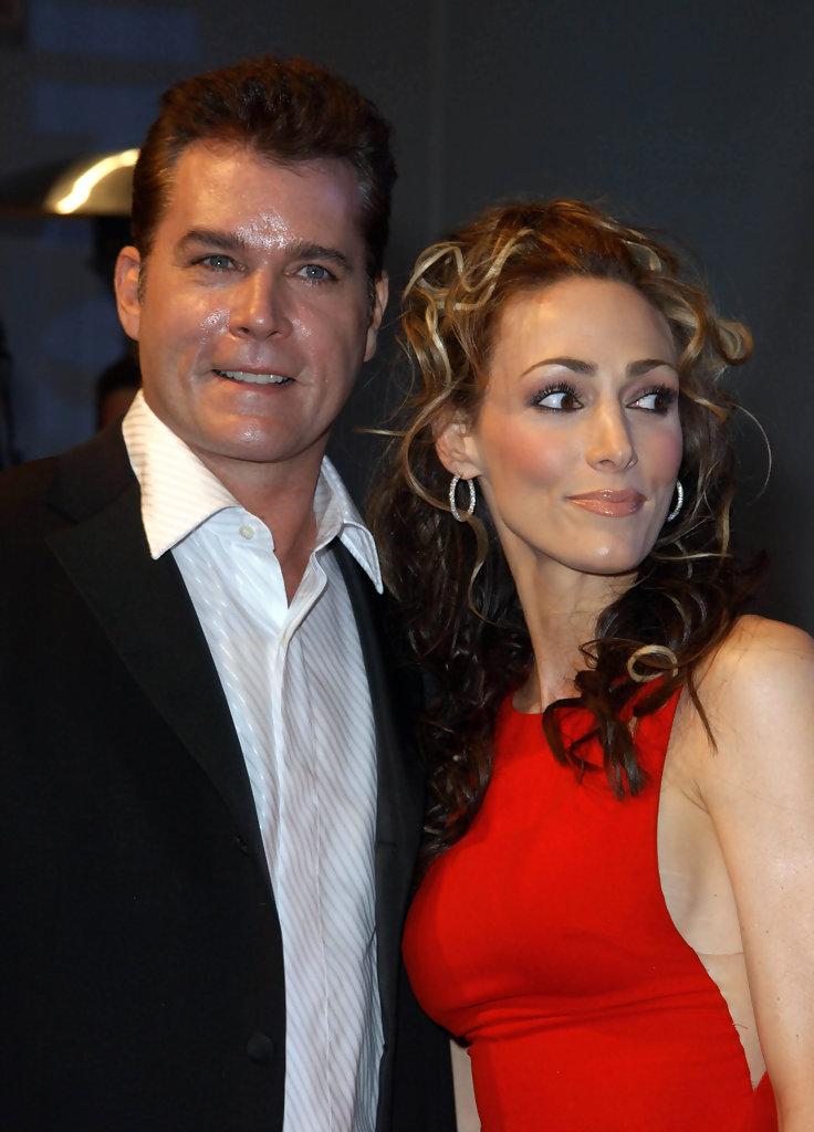 Ray Liotta and Michell...
