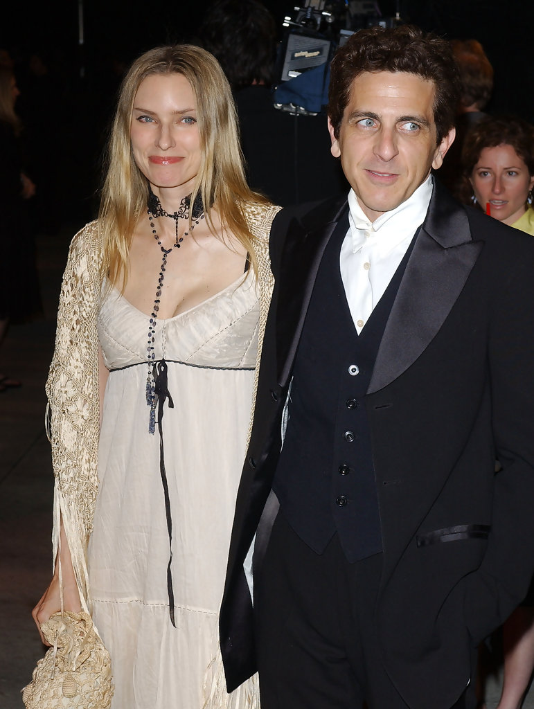 Aimee Mann with cool, beautiful, cute, Wife Michael Penn