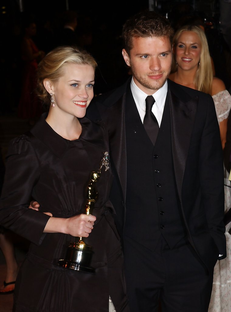 Ryan Phillippe and Reese Witherspoon Photos Photos - 2006 ...