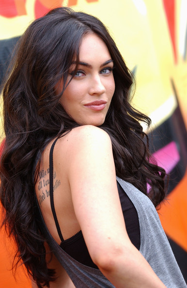 Megan Fox In 2007 Teen Choice Awards Arrivals 9 Of 10