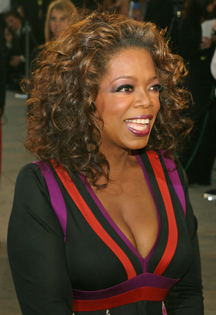 Oprah Winfrey Photos Photos 2007 Vanity Fair Oscar Party Zimbio