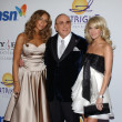 She goes way back with Leona Lewis and Clive Davis.