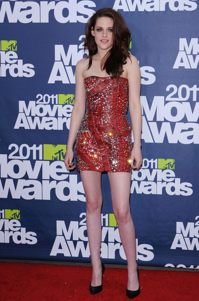 kristen stewart mtv movie awards 2011. 2011 MTV Movie Awards.
