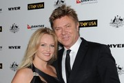 Richard Wilkins and Rebecca Naso Photos Photo