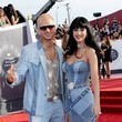 Katy Perry and Riff Raff Photos