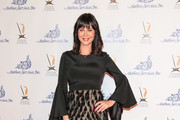 Catherine Bell is seen attending the 34th Annual L. Ron Hubbard Achievement Awards Gala - Magic & Wizardry at The MacArthur in Los Angeles, California.
