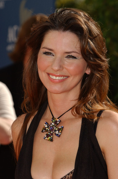 Shania Twain In The 38th Annual Academy Of Country Music