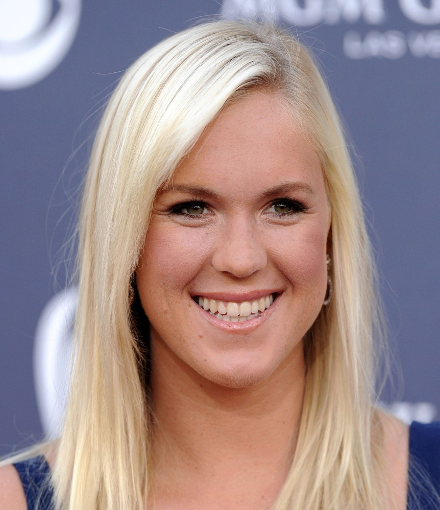 Bethany Hamilton In 46th Academy Of Country Music Awards