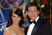 Jennifer Love Hewitt and Ross McCall were an item. - This Is What the 2006 Emmys Looked Like