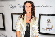 Melissa Ponzio is seen attending 7th Annual Stand Up For Pits at Avalon Nightclub in Los Angeles, California.