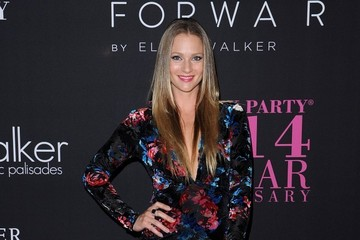 A.J. Cook The Pink Party 2014
