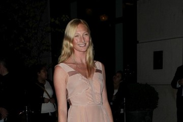 Maggie Rizer Celebs at a Screening of 'The Lucky One'