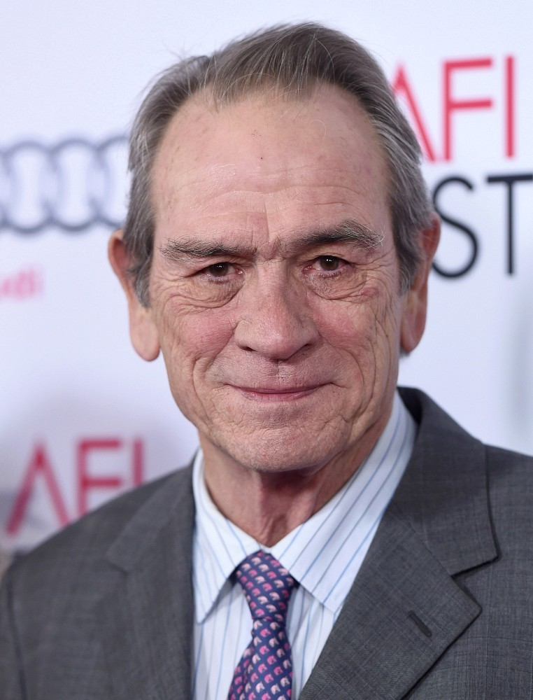 Tommy Lee Jones Photos Photos - 'The Homesman' Screening in Hollywood - Zimbio