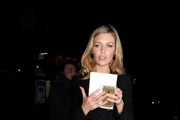 Abbey Clancy Stars at the Cosmo Women of the Year Awards — Part 2
