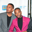 Algee Smith and Laz Alonso
