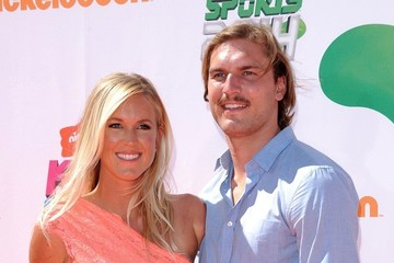 Adam Dirks Arrivals at the Nickelodeon's Kids' Choice Sports