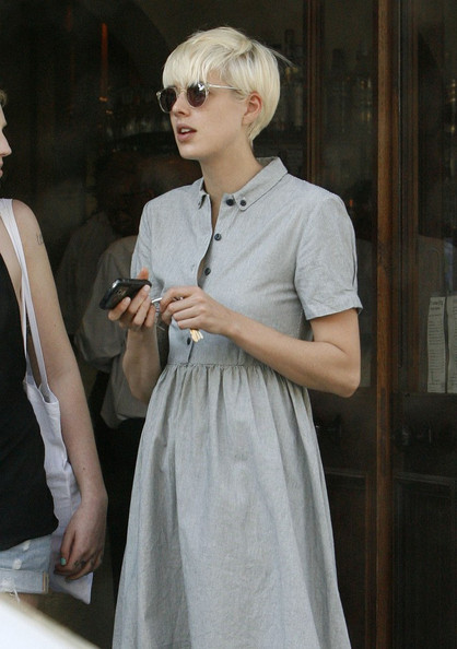 Agyness Deyn Agyness Deyn in Primrose Hill Agyness Deyn in Primrose Hill
