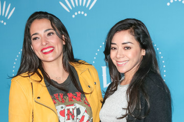 Aimee Garcia Cirque du Soleil Presents The Los Angeles Premiere Event Of 'Luzia'