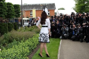 Aishwarya Rai Arrivals at Royal Ascot's Opening Day — Part 6
