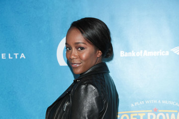 Aja Naomi King Center Theatre Group Presents The Opening Night Of 'Soft Power'