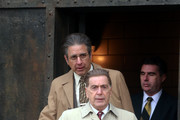 Al Pacino and Ray Romano Are Seen on the Set of Netflix's 'The Irishman'