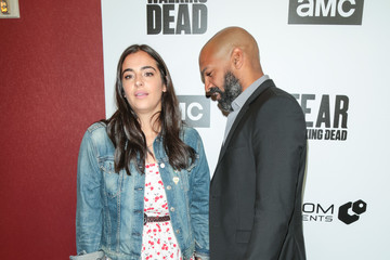 Alanna Masterson Fathom Events And AMC's 'Survival Sunday: The Walking Dead and Fear The Walking Dead'