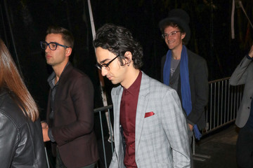 Alex Wolff Alex Wolff Attends the Premiere of Columbia Pictures' 'Jumanji: Welcome to the Jungle' at the TCL Chinese Theater