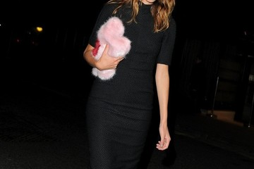 Alexa Chung Kate Moss Hosts a Party