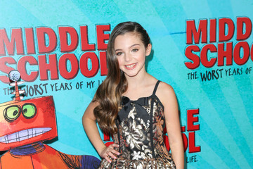 Alexa Nisenson Premiere of CBS Films' 'Middle School: The Worst Years Of My Life'