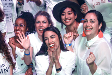 Alexandria Ocasio-Cortez Alexandria Ocasio-Cortez Is the Youngest Woman Elected To The US House Of Representatives