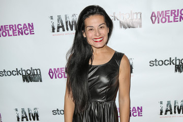 Alexis Iacono Celebrities Attend the Premiere of 'American Violence'