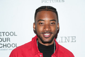 Algee Smith Laz Alonso Attends the 9th Annual AAFCA Awards