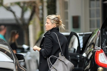 Ali Larter Ali Larter and Hayes MacArthur Out and About