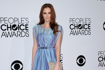 Alyssa Campanella Arrivals at the People's Choice Awards