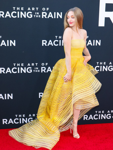 Premiere Of 20th Century Fox's 'The Art Of Racing In The Rain' []