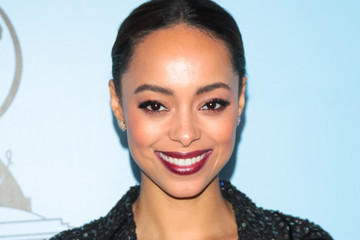 Amber Stevens West 2018 Make-Up Artists And Hair Stylists Guild Awards