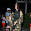 Amelia Hamlin Amelia Hamlin Out and About at Night