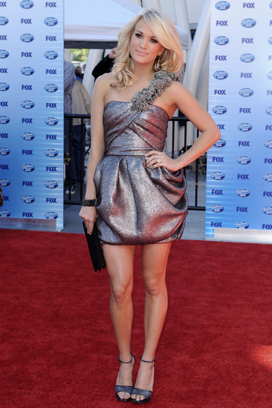 Carrie Underwood American Idol Finale 2010 - Arrivals.Nokia Theatre L.A. Live, Los Angeles, CA.May 26, 2010.