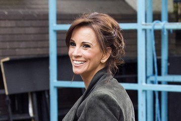 Andrea McLean 'Loose Women' Presenters Leave the ITV Studios
