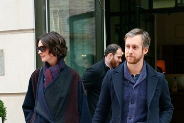 Anne Hathaway Anne Hathaway and Adam Shulman Out in NYC