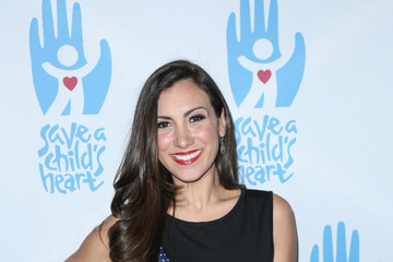 Annika Marks Celebrities Attend 2nd Annual Save a Child's Heart Gala