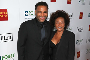 Anthony Anderson Wanda Sykes Point Honors Los Angeles 2017, Benefiting Point Foundation