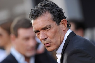 Antonio Banderas 'The Expendables 3' Premieres in Hollywood
