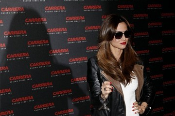 Ariadne Artiles Carrera Ignition Night in Madrid