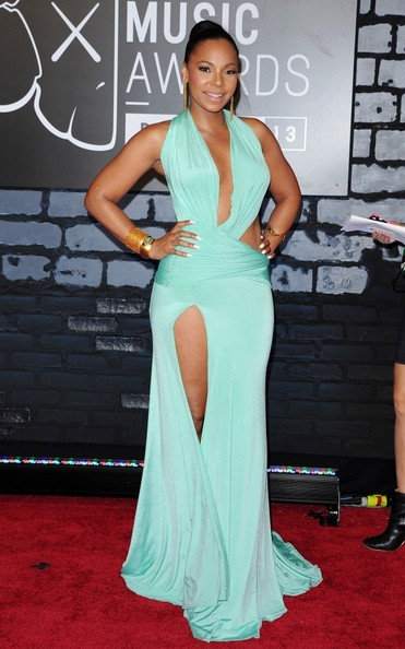 Ashanti - Arrivals at the MTV Video Music Awards — Part 2