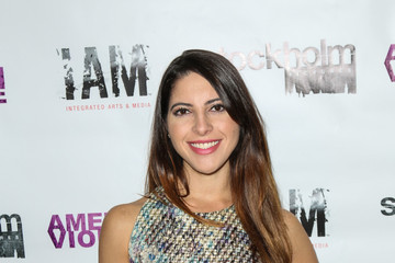 Ashley Arpel Celebrities Attend the Premiere of 'American Violence'