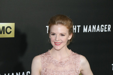 Ashley Bell Premiere of AMC's 'The Night Manager'